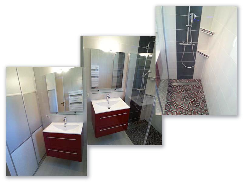 Salle de bain - Découvrez nos réalisations - Atelier Bain Cuisine à ...